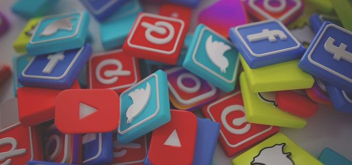 Digital markedsføring uten sosiale medier? Glem det