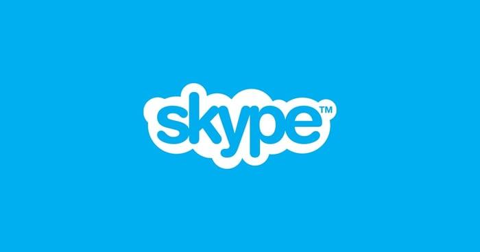 Hvordan fjerne reklame fra Skype?