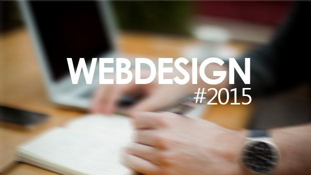 Trender for webdesign i 2015?