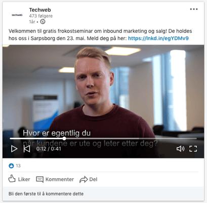 Techweb-LinkedIn