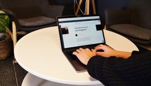 Hvordan skrive en god bloggpost?