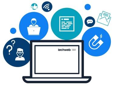 En optimalisert inbound nettside