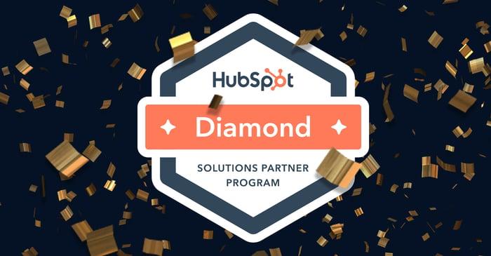 Techweb er nå HubSpot Diamond Partner