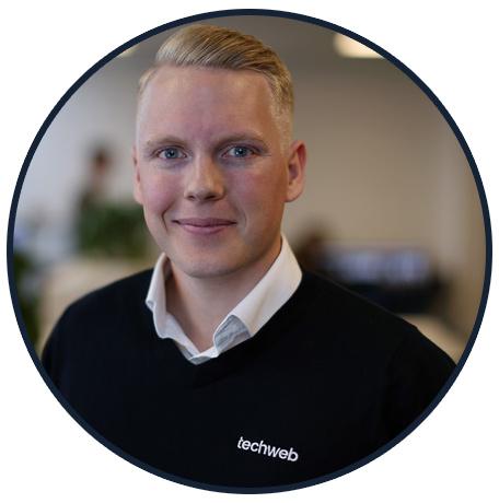 Knut Pedersen - Inbound marketing- og forretningsrådgiver